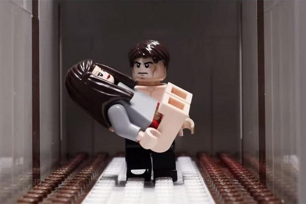 «50 оттенков серого»: трейлер в стиле Lego