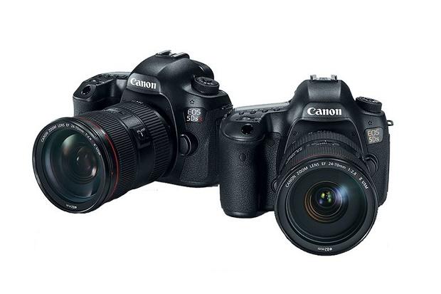 Canon EOS 5DS и EOS 5DS R: полнокадровые фотоаппараты с 50,6-Мп сенсором