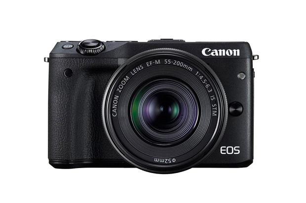 Canon представила беззеркальную камеру EOS M3