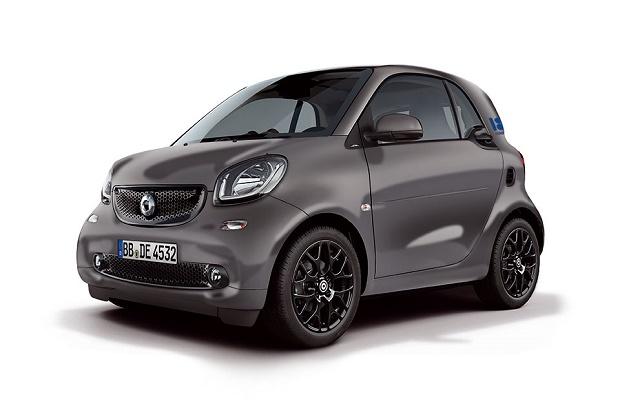 Городской автомобиль Smart fortwo от colette