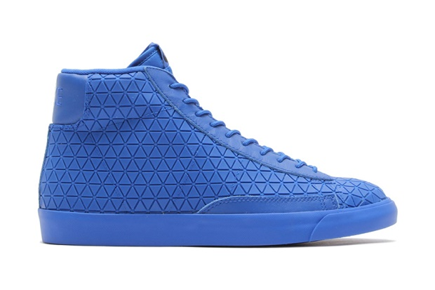 "Кеды Nike Blazer Mid Metric QS ""Royal Blue"""