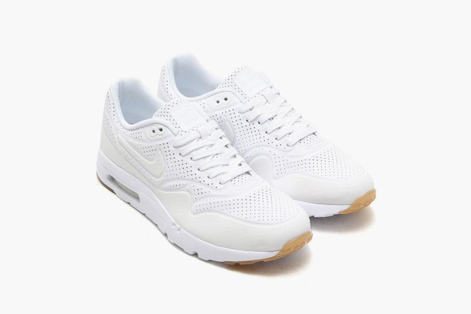 nike air max white white