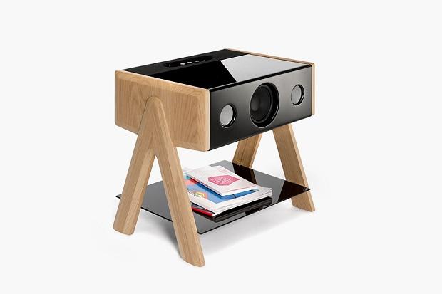 La Boite Concept Cube со встроенными Hi-FI колонками