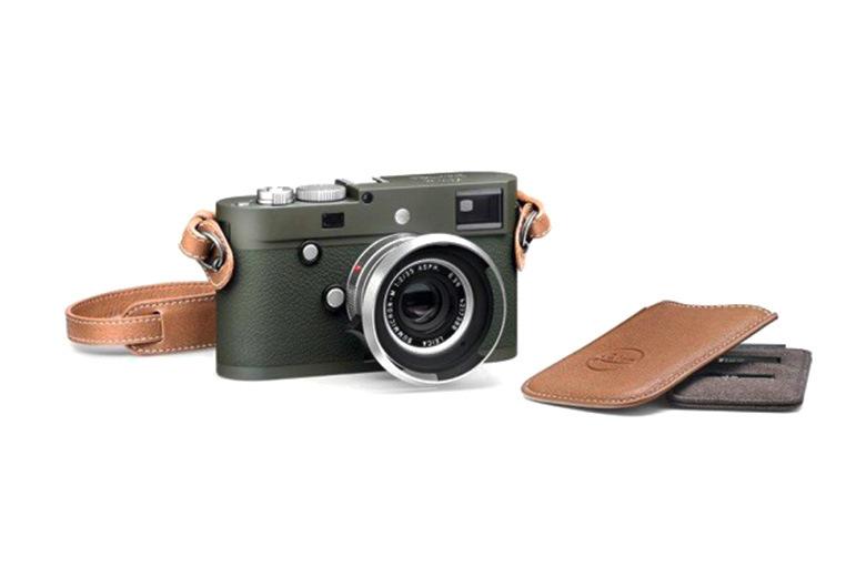 "Leica представила новую камеру M-P Typ 240 ""Safari"""