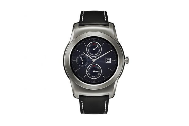 LG анонсировала цельнометаллические смарт-часы