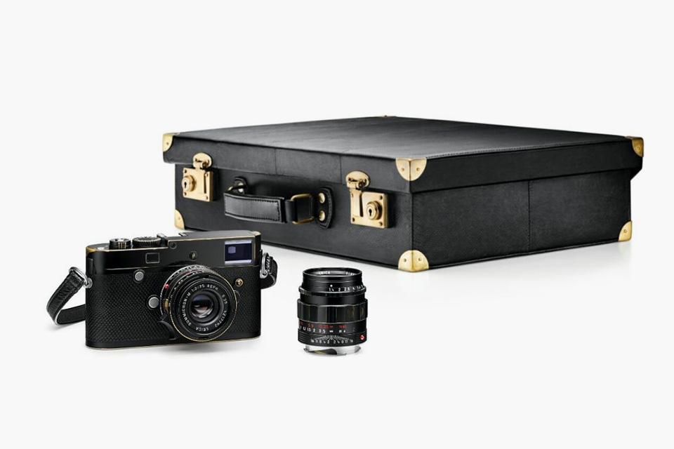 Новая камера Leica M-P Lenny Kravitz Edition