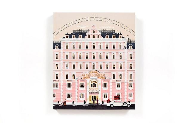"""Новая книга про съемки фильма """"Отель Гранд Будапешт"""""""