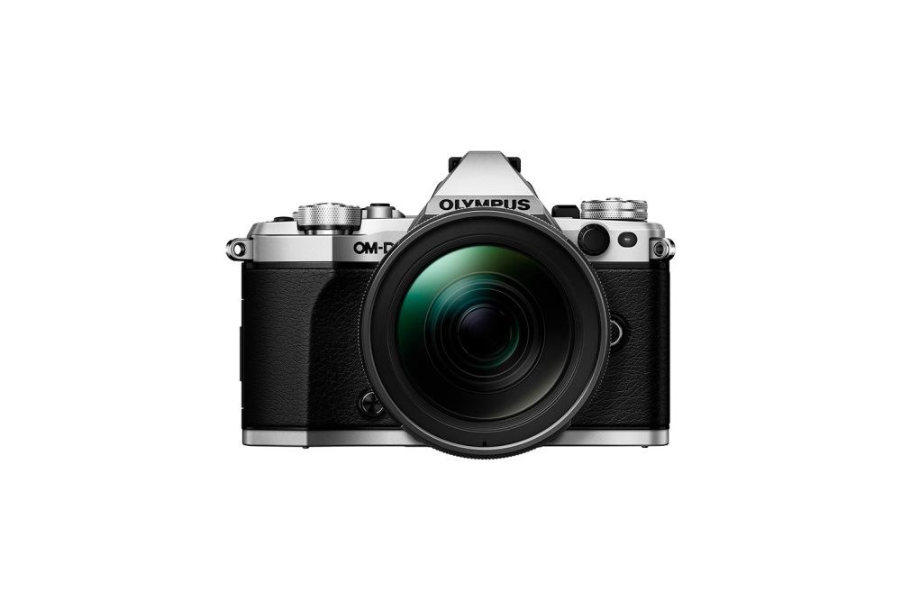 Olympus выпустил беззеркальную камеру OM-D E-M5 Mark II