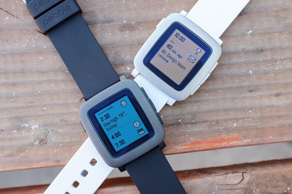 Pebble Time собрали на Kickstarter миллион долларов за час