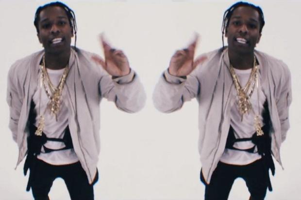 Премьера нового клипа A$AP Rocky - Lord Pretty Flacko Jodye 2 (LPFJ2)
