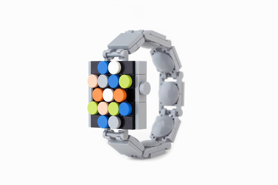 Apple Watch из LEGO