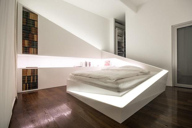 Австрийская студия Who Cares?! Design создала «Ice Bed»