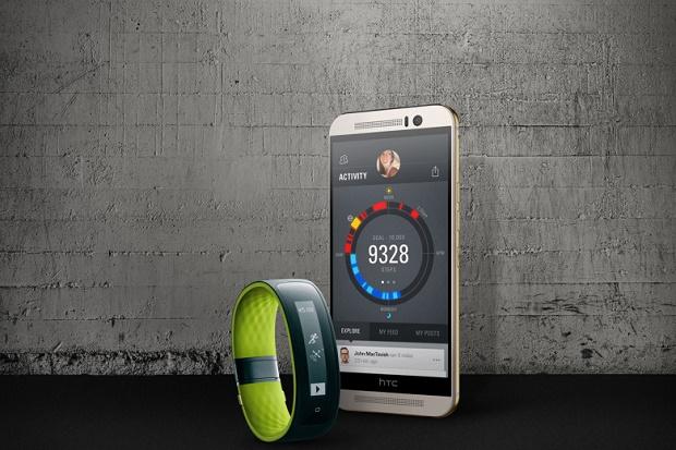 HTC показала первый фитнес-трекер