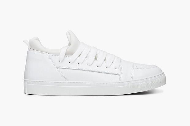 Кеды Sneakerboy x KRISVANASSCHE Весна/Лето 2015 Multilace Low