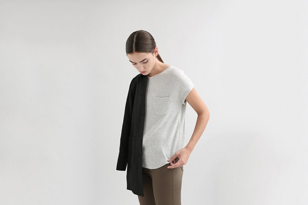 Коллекция одежды Ouur Весна/Лето 2015 от Kinfolk
