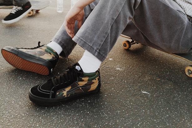 Коллекция Supreme x Vans Весна/Лето 2015