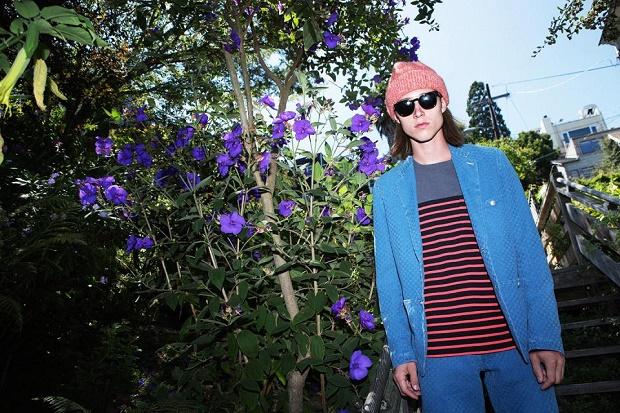 Лукбук Paul Smith Jeans Весна/Лето 2015
