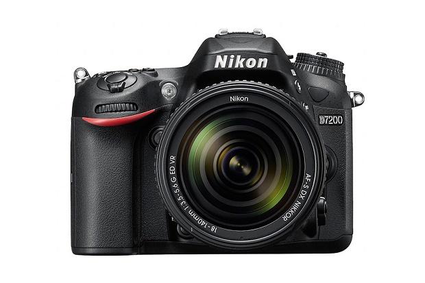 Nikon анонсировала цифровую зеркальную камеру D7200