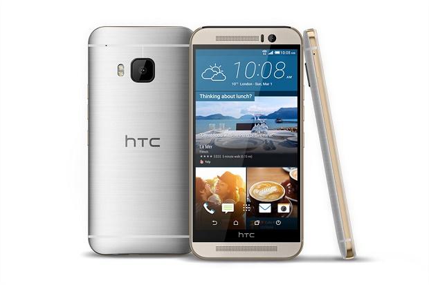 Официально представлен HTC One M9