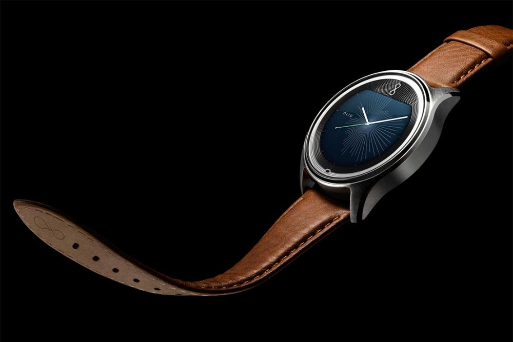 Olio Model One — новый продукт от бывшего дизайнера Apple Watch