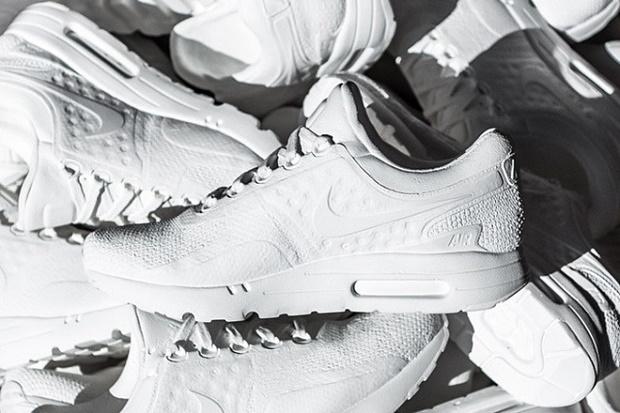 KITH совместно с Nike и Snarkitecture создали 100 скульптур Air Max Zero