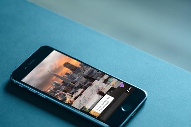 Twitter представили приложение Periscope