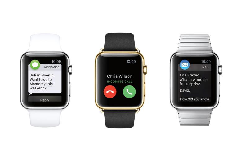 Apple открыла предзаказ на Apple Watch