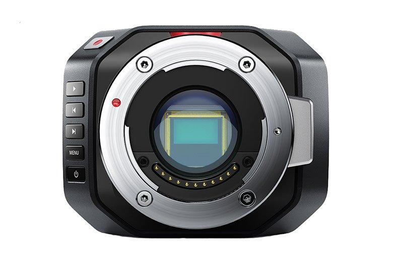 Blackmagic Designs представила компактную камеру Micro Studio Camera 4K