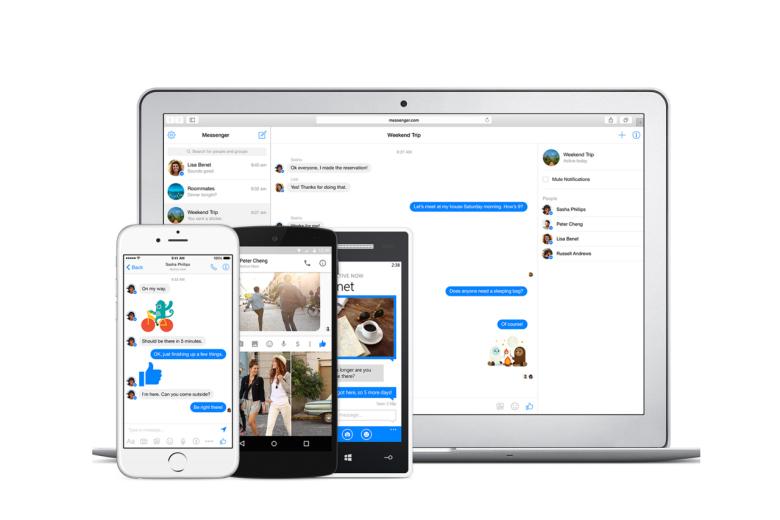 Facebook выпустил десктопную версию Messenger