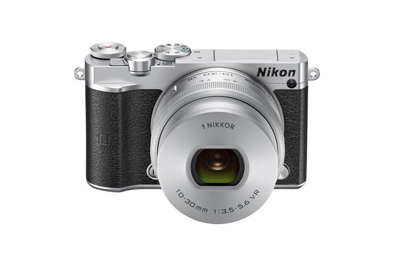 Фотокомпакт Nikon 1 J5 рассчитан на запись 4К-видео