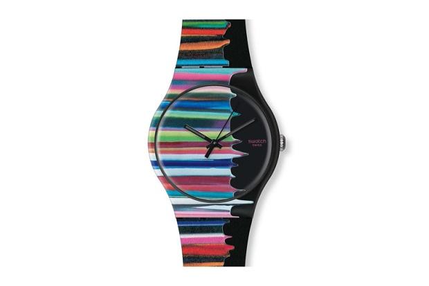 Коллекция часов Swatch продана за 6 млн. долларов