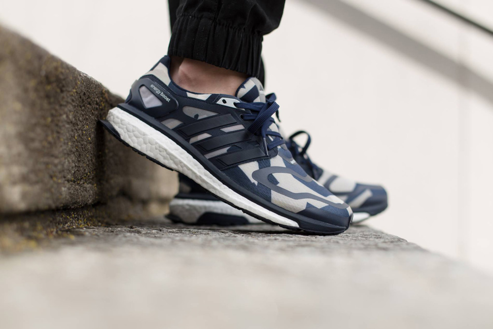 Кроссовки adidas Energy Boost Limited Collegiate Navy/Off White