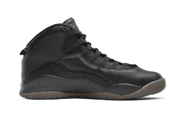 Коллекция кроссовок OVO x Air Jordan 10 Retro