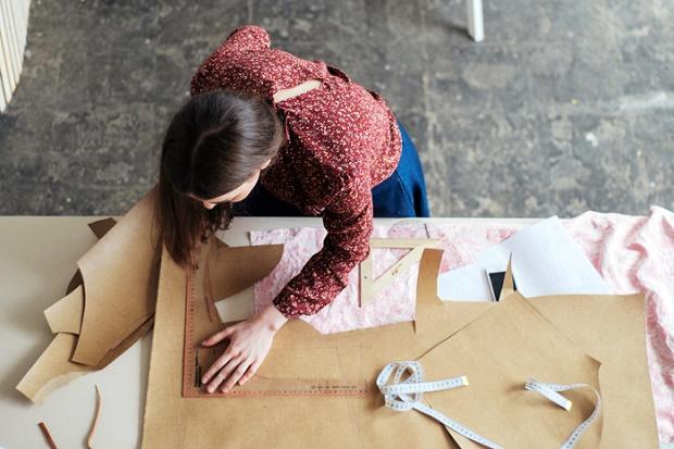 Маленькое ателье и швейный коворкинг Stitch в Санкт-Петербурге