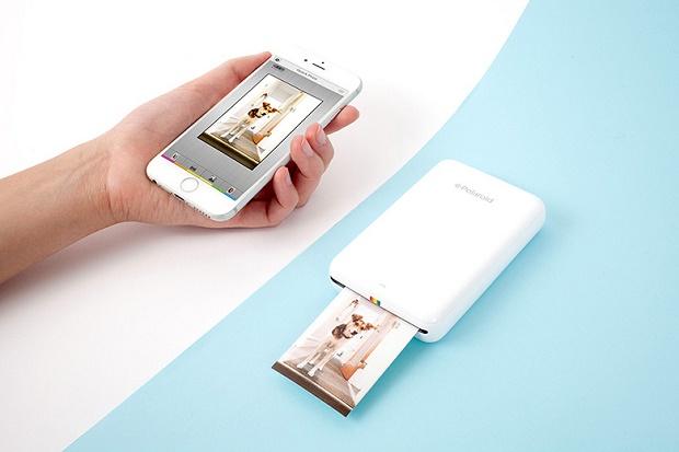 Мобильный мини-принтер Zip от Polaroid