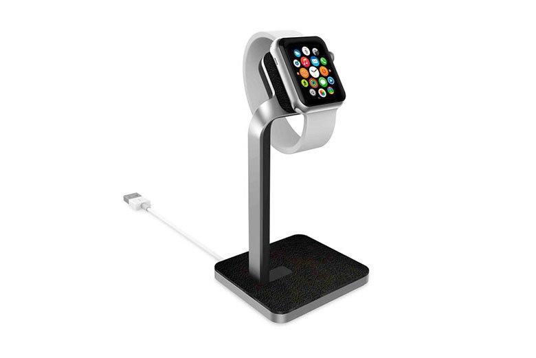 mophie представила док-станцию для Apple Watch