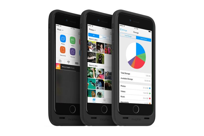 Mophie Space Pack сделает реальным iPhone 6 с 256 ГБ памяти