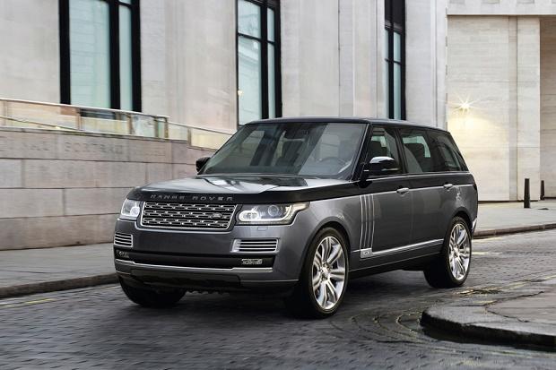 Рассекречен ультра-премиальный Range Rover SVAutobiography