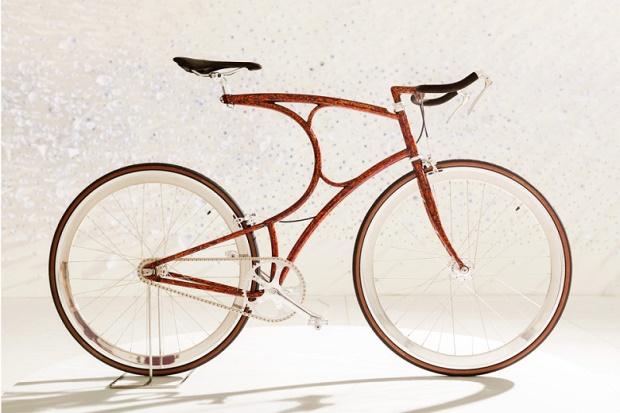 Велосипед Vanhulsteijn от Пола Смита