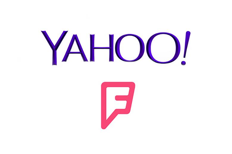 Yahoo! собирается купить Foursquare
