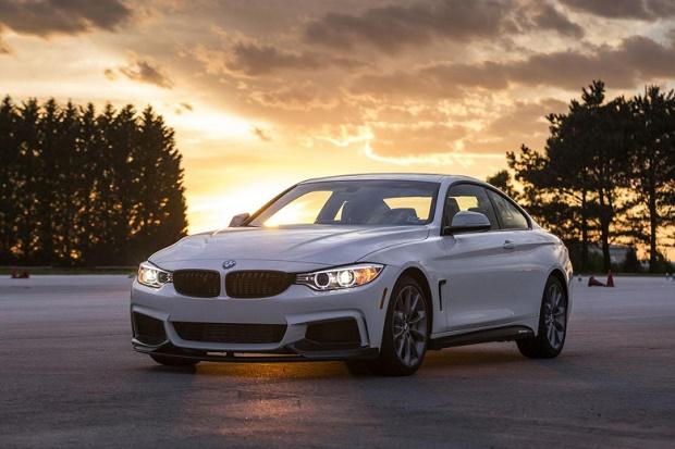 BMW представила 435i ZHP Coupe