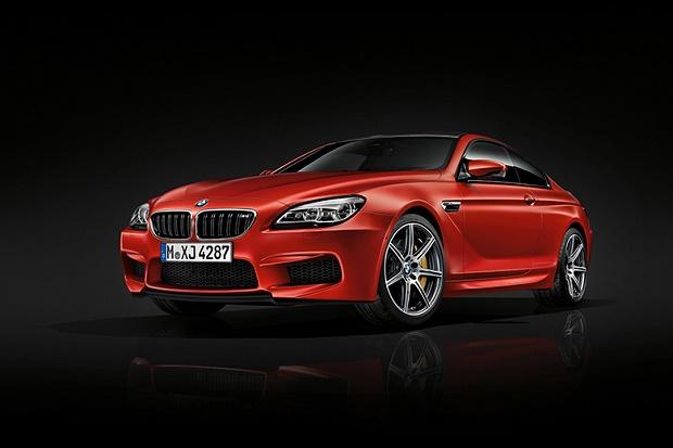 BMW сделала семейство M6 мощнее