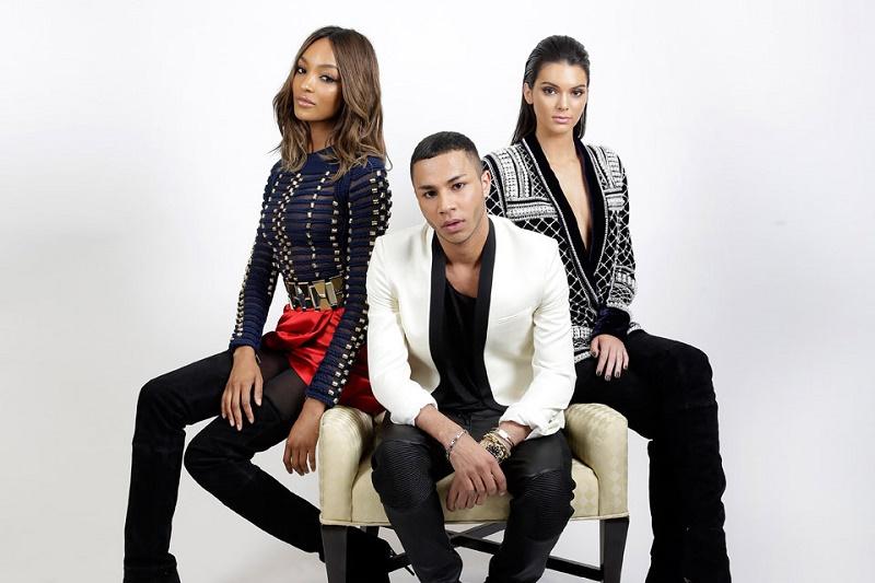 H&M объявил о сотрудничестве с Balmain