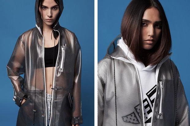 Капсульная коллекция женской одежды от Life in Perfect Disorder x adidas Basketball 2015