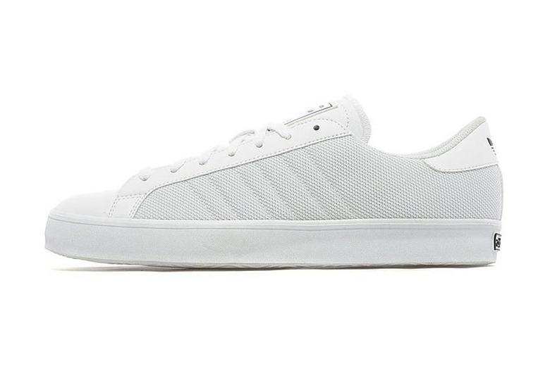 Кеды adidas Originals Rod Laver White/Black JD Sports Exclusive