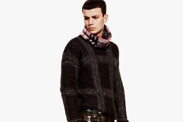Коллекция Versus Versace Осень/Зима 2015