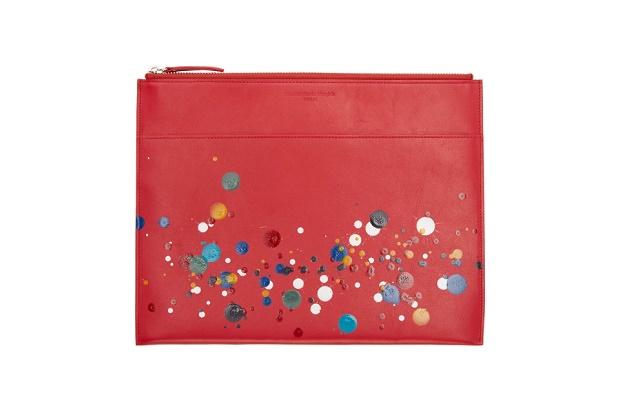 Кошельки Maison Margiela Drops Paint-Splattered