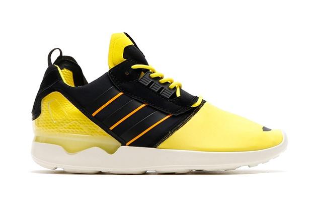 Кроссовки adidas Originals ZX 8000 Boost Bright Yellow/Core Black/Cream White