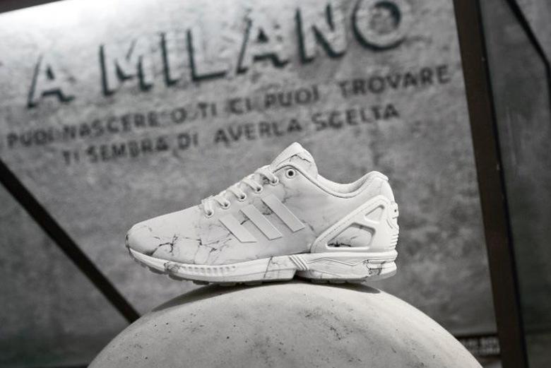 """Кроссовки adidas Originals ZX Flux """"Milano"""""""