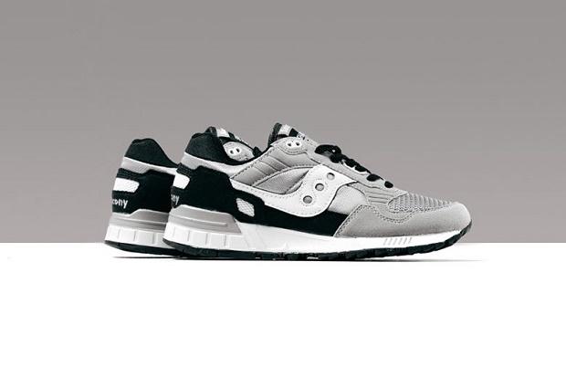 Кроссовки Saucony Shadow 5000 Grey/Black